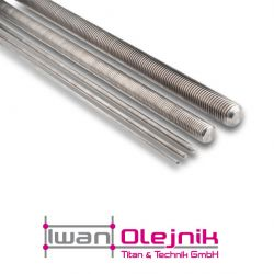 Threaded rod DIN 975 3.7165 M6